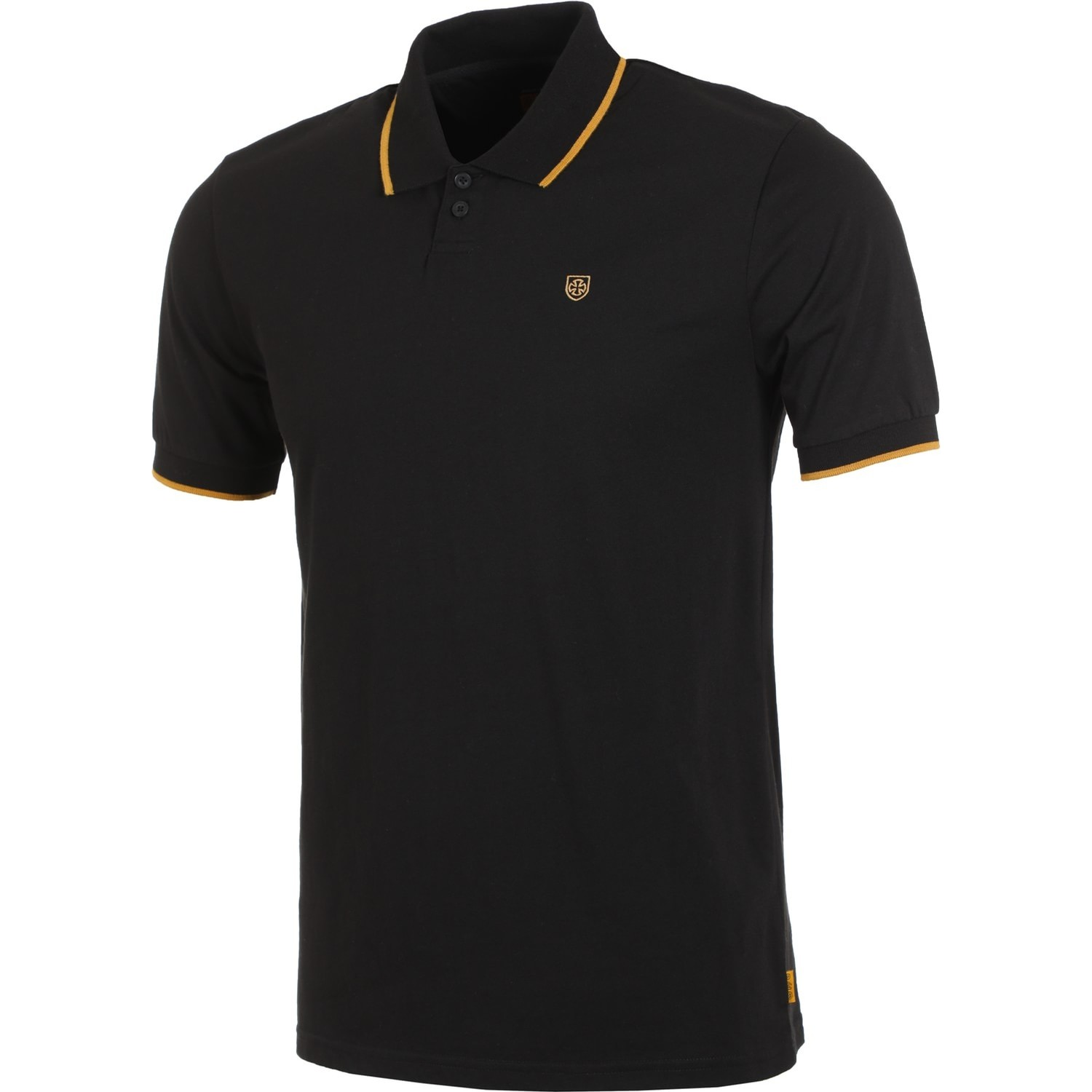 Guard S/S Polo (Black)