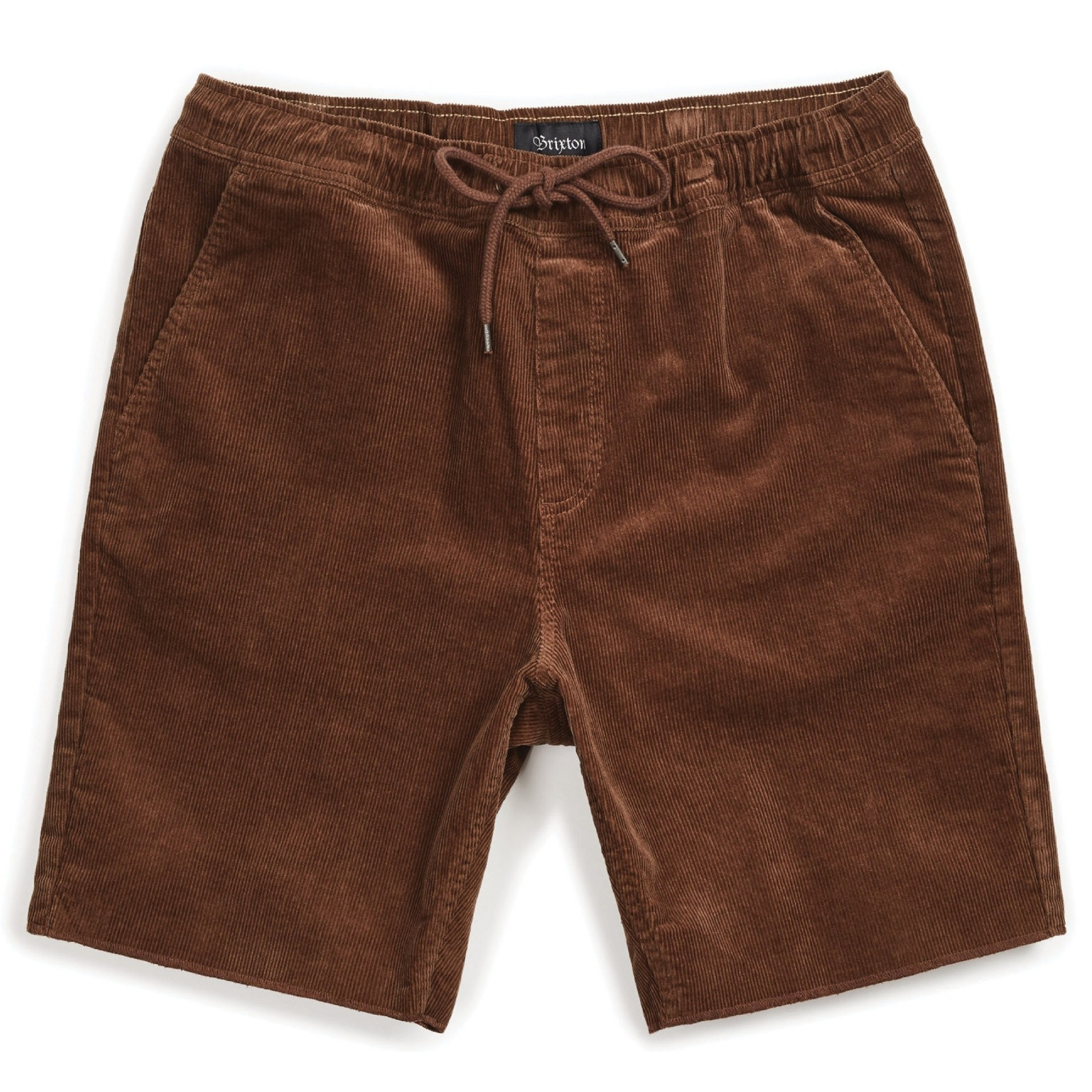 Madrid II Short (Brown Cord)