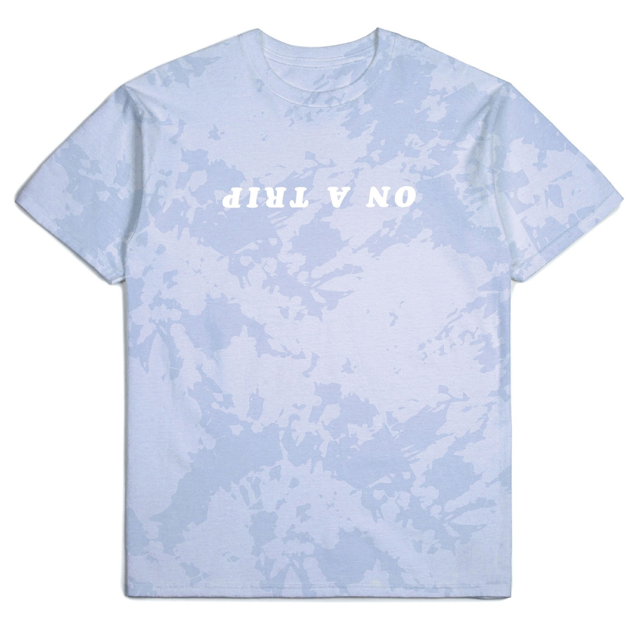 Trippin S/S Tee (Blue)