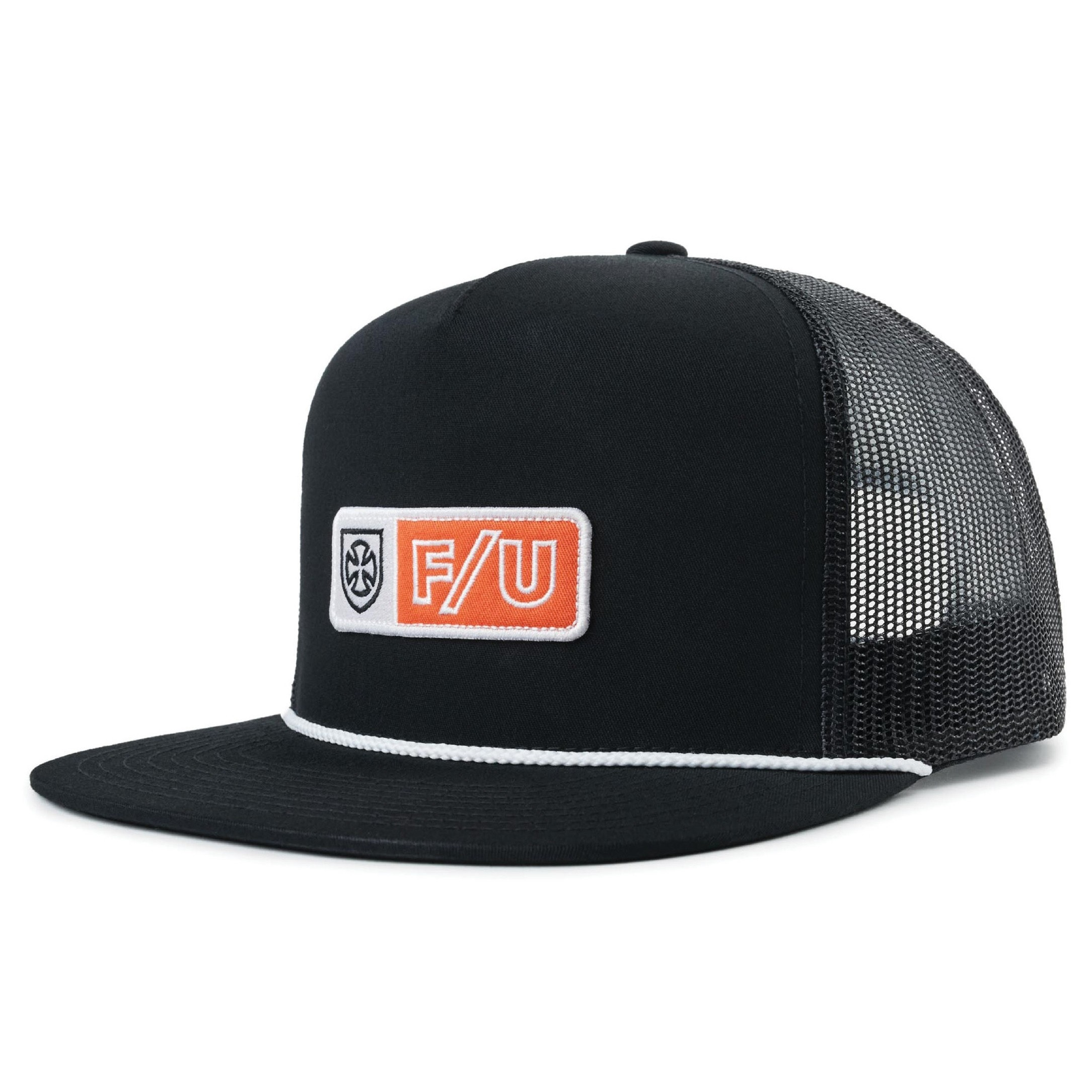 Turnpike HP Mesh Cap (Black)