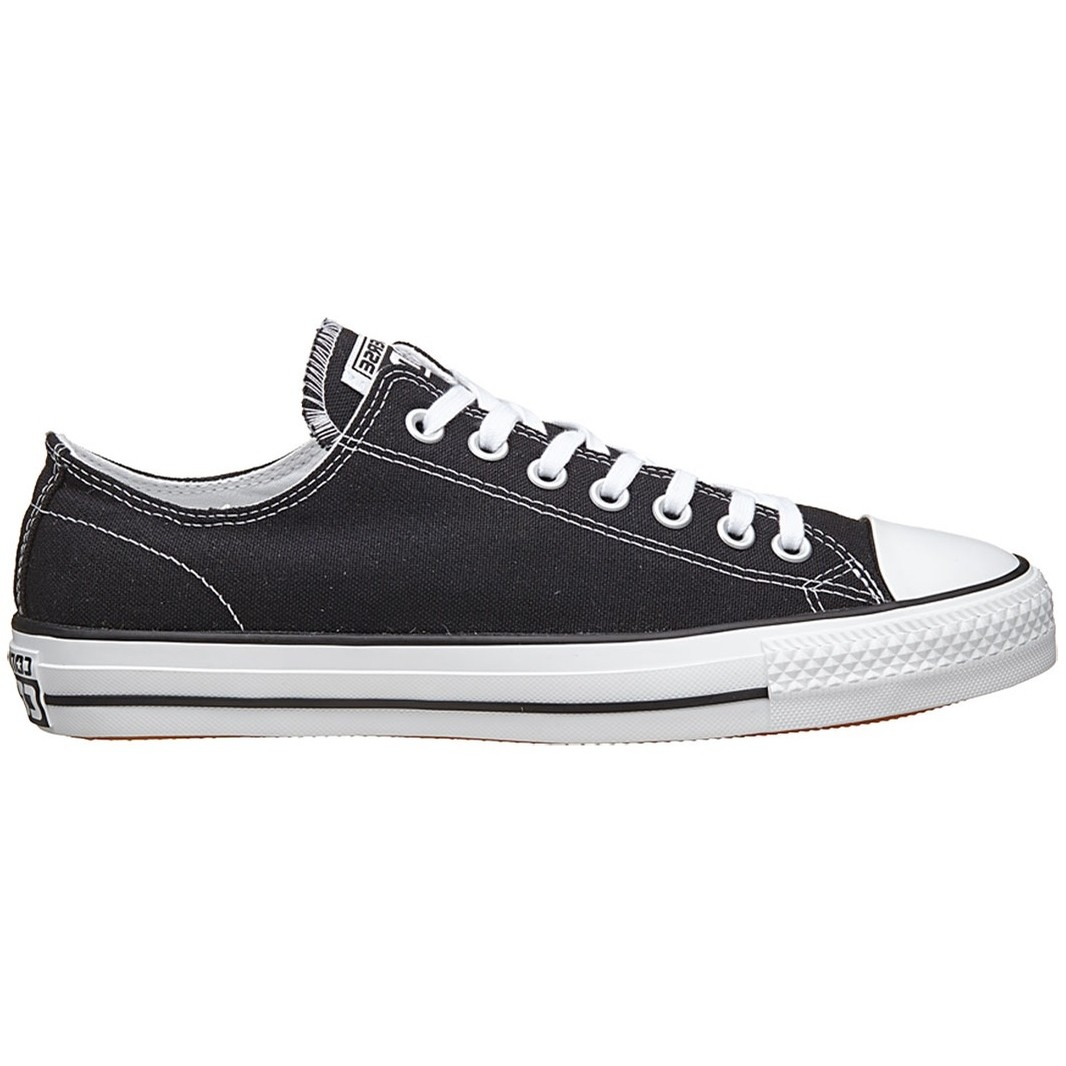 CTAS Pro Ox (Canvas) Black/White