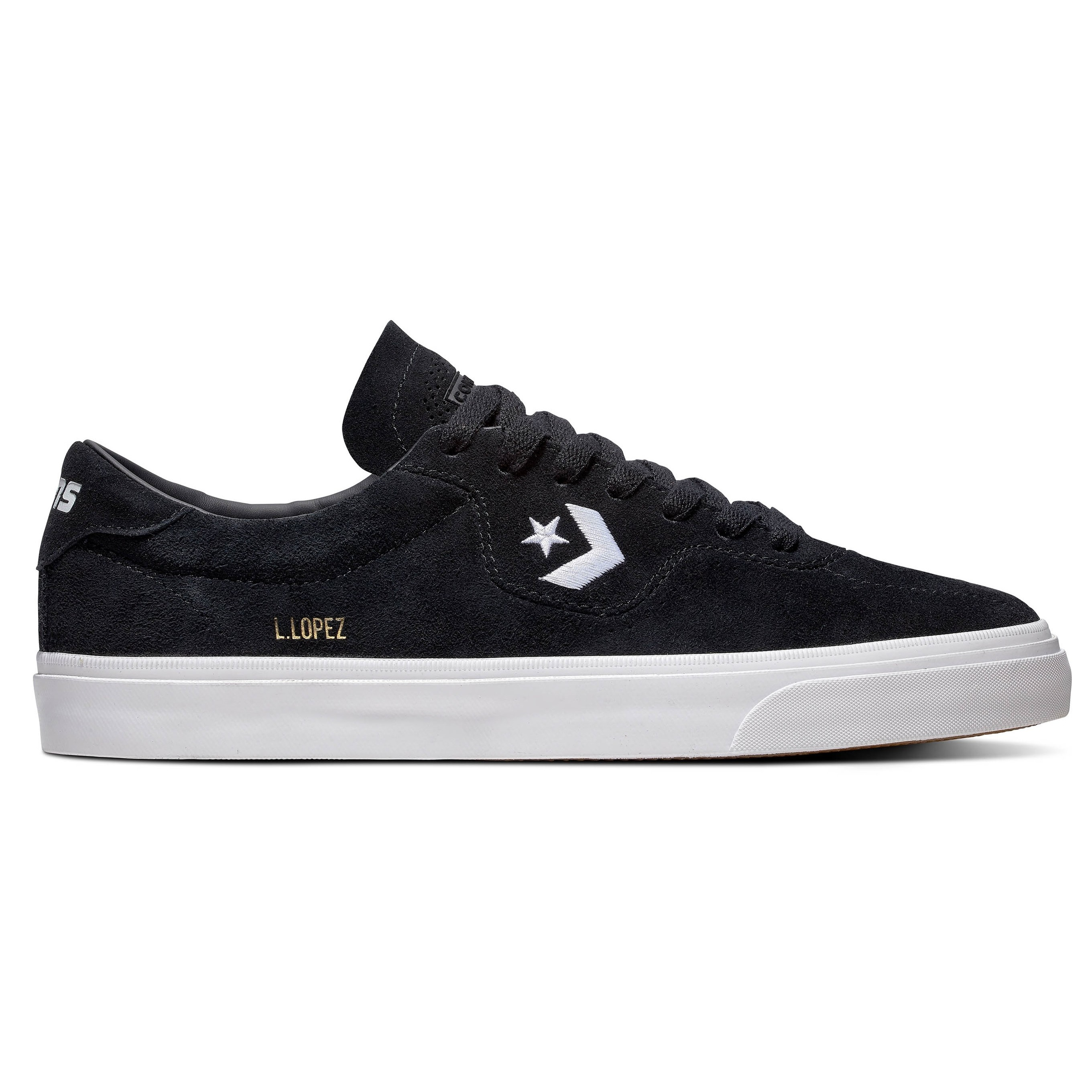 Louie Lopez Pro Ox (Black/Black/White)