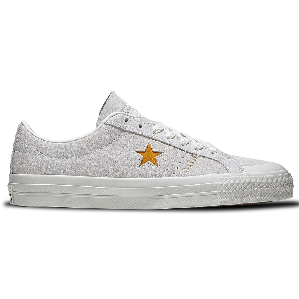 One Star Pro AS 2 Ox (White/Coast/University Gold)