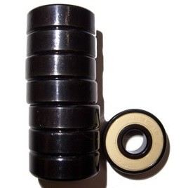 Black and Tan Bearings