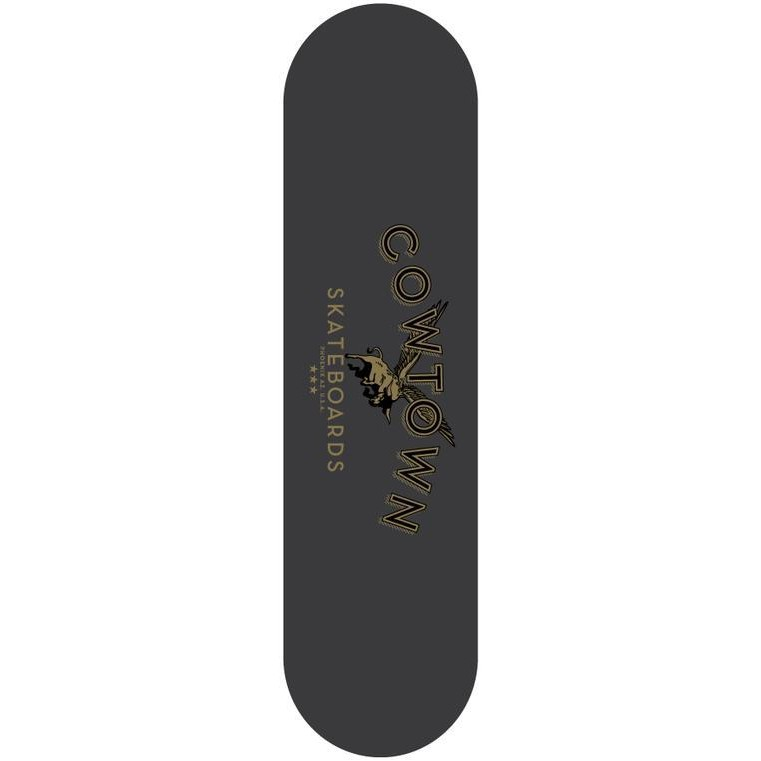 Flying Cow II Deck (7.5 Grey)