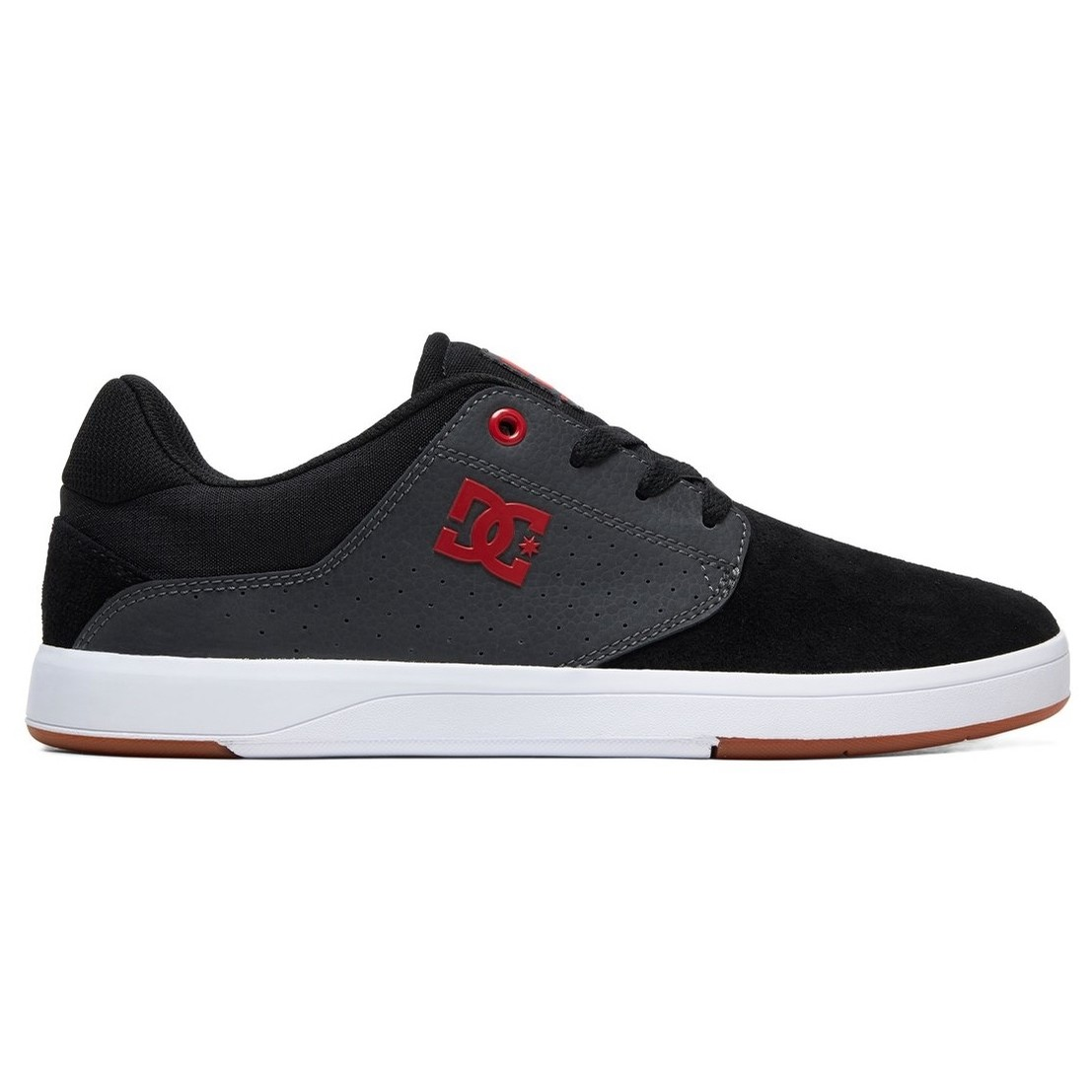 Plaza TC S (Black/Dark Grey/Athletic Red
