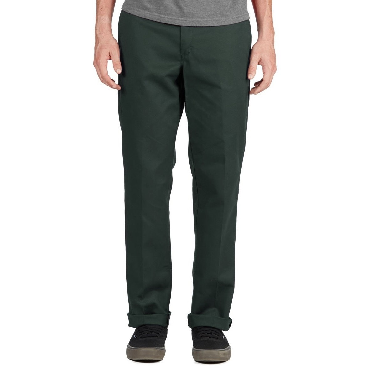 67 Slim Fit Industrial Work Pant (Olive Green)