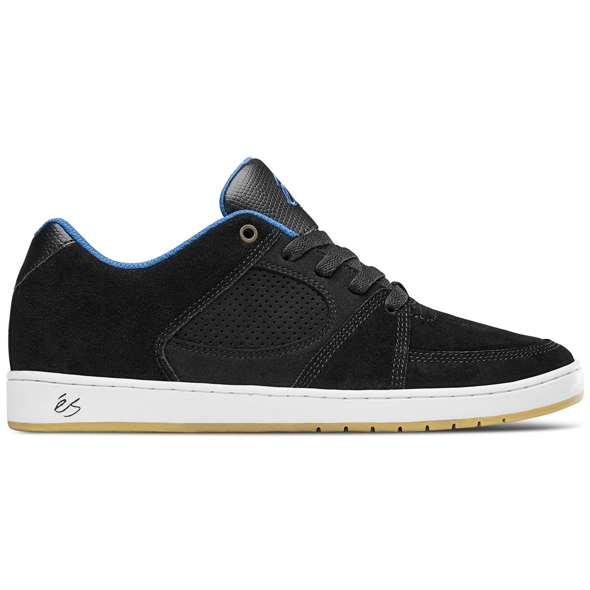 Accel Slim (Black/White/Royal)