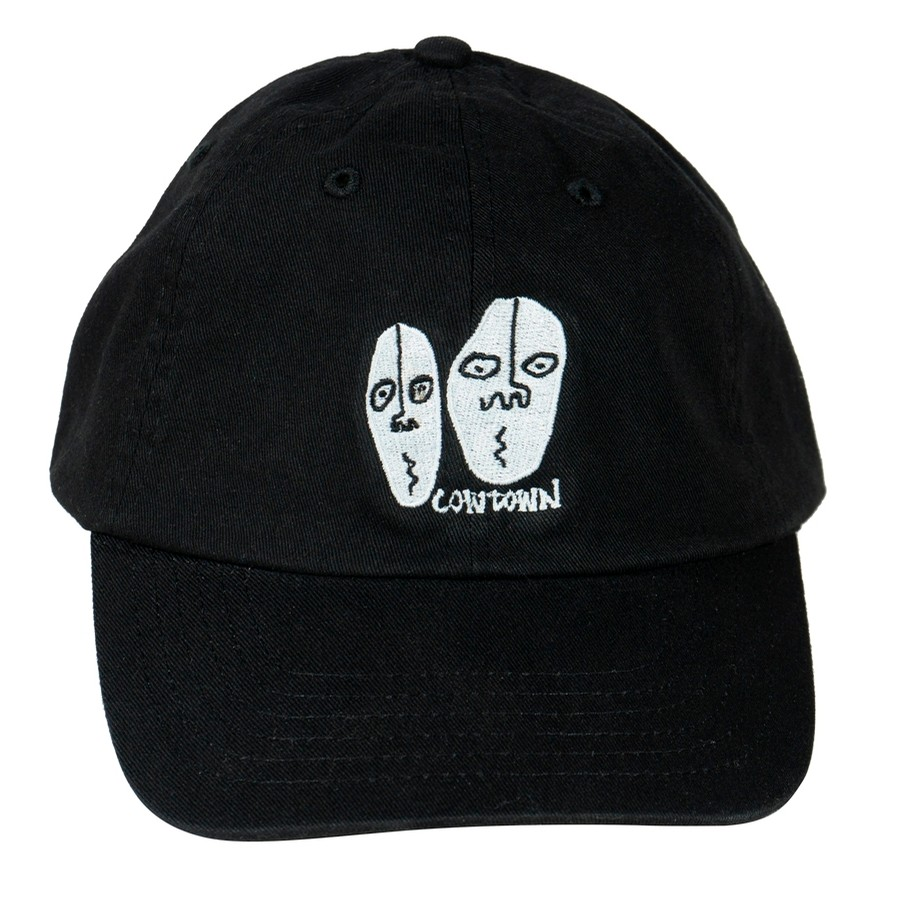 Tino Faces 2 Hat (Black)