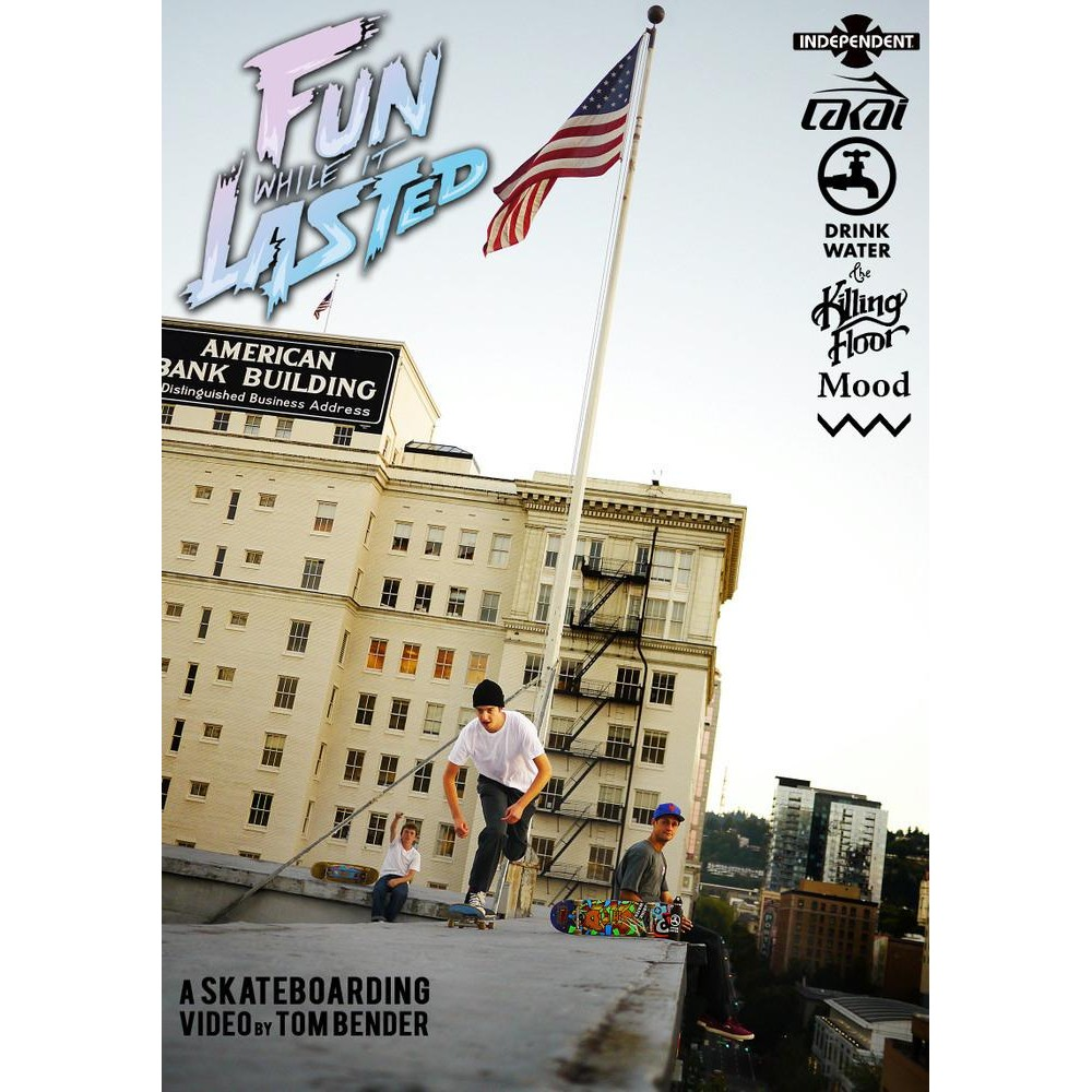 Fun While It Lasted DVD