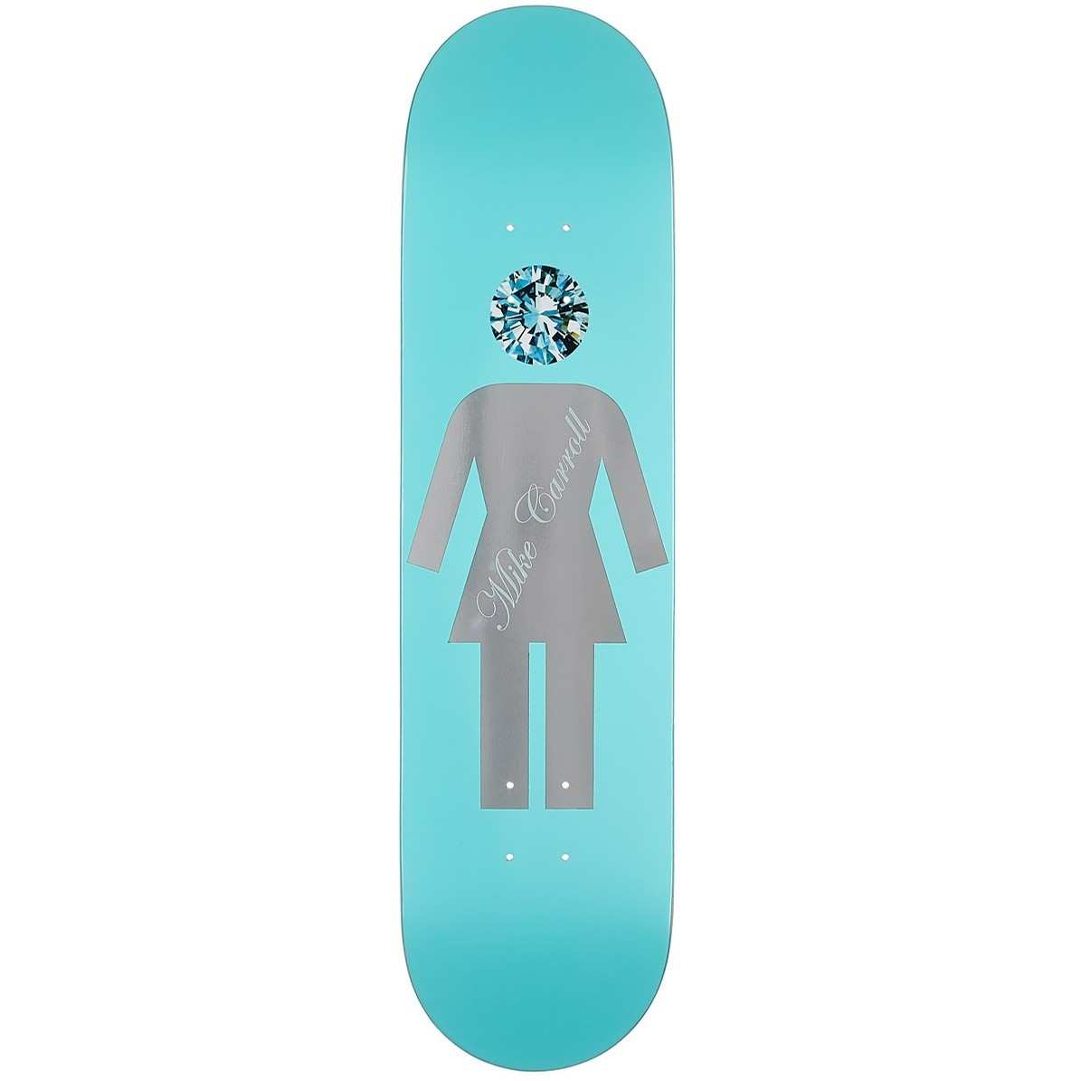 Carroll Diamond Deck (8.0)