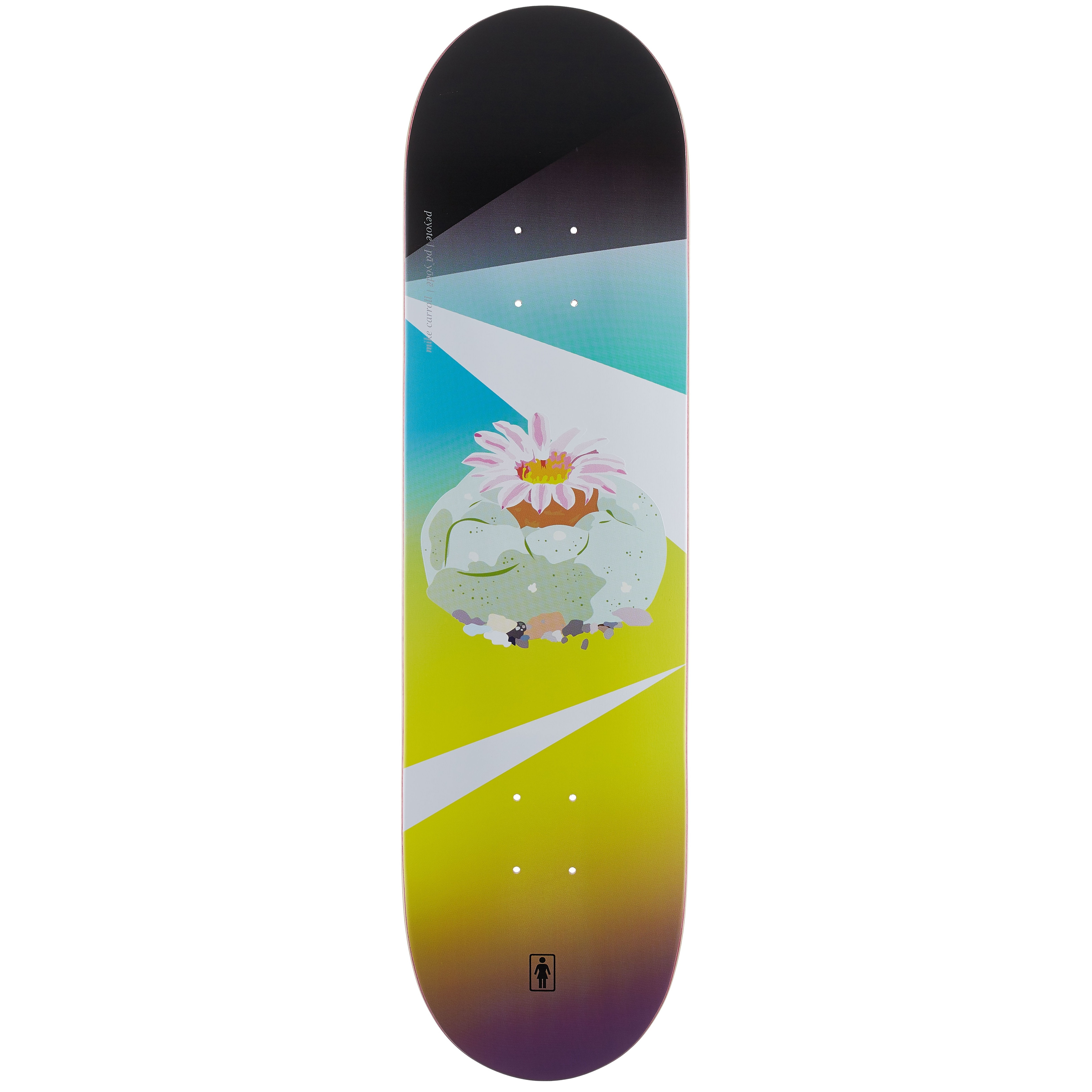 Carroll Psychedelic Plants Deck (8.375)