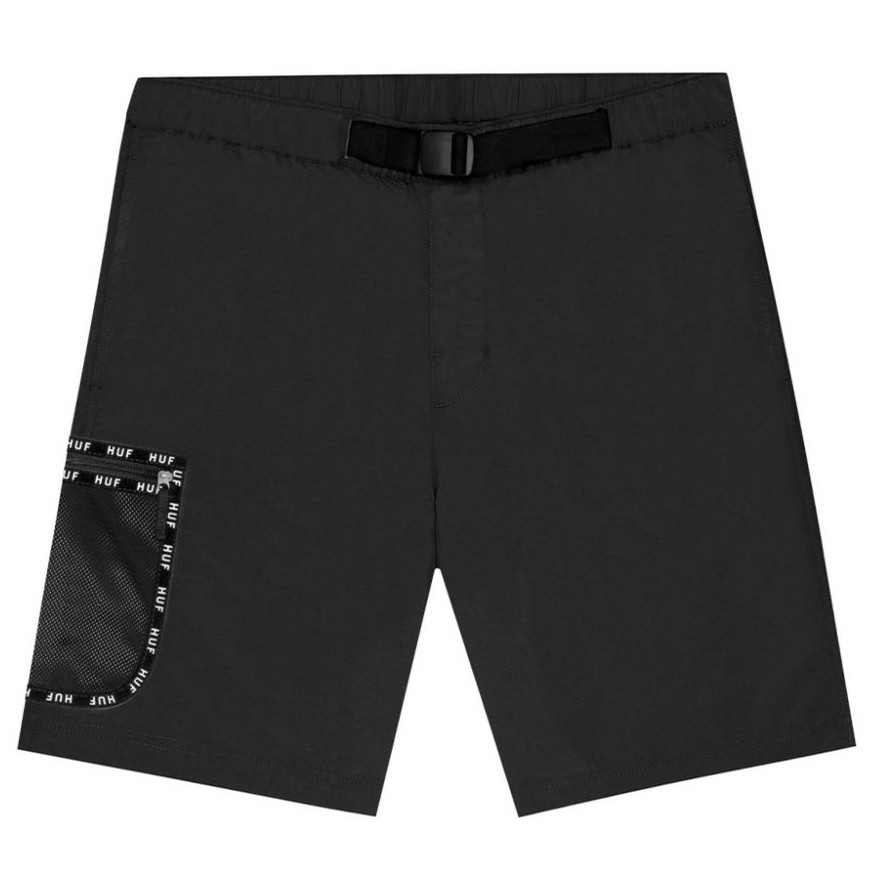 Paraiso Tech Short (Black)