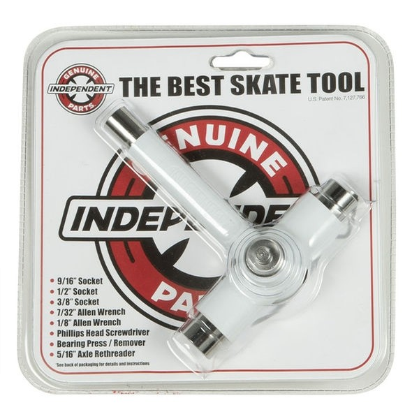 Genuine Parts Best Skate Tool (White)