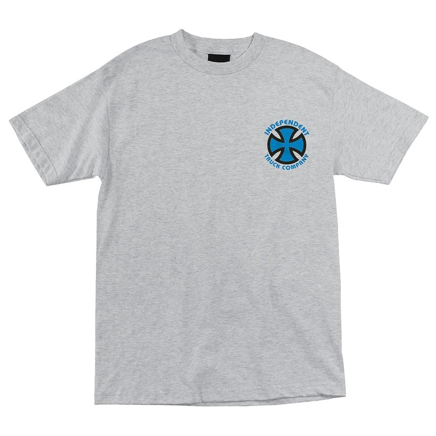Stage S/S Tee (Athletic Heather)