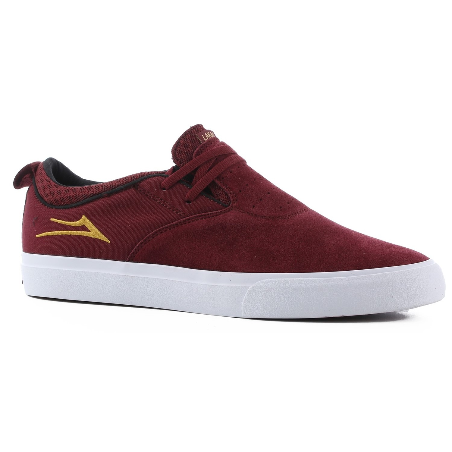 Riley 2 (Burgundy Suede)
