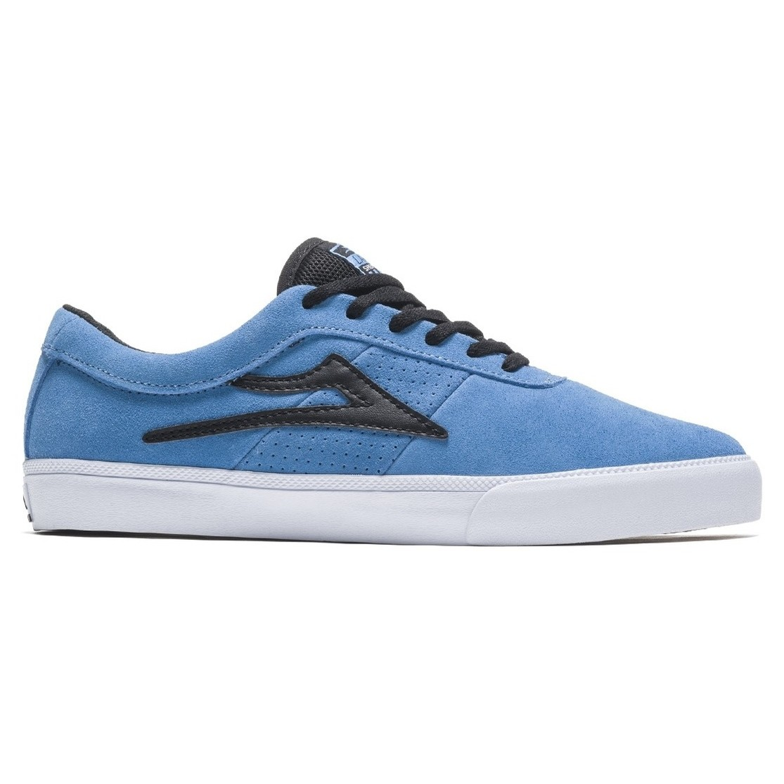 Sheffield (Light Blue/Black Suede)