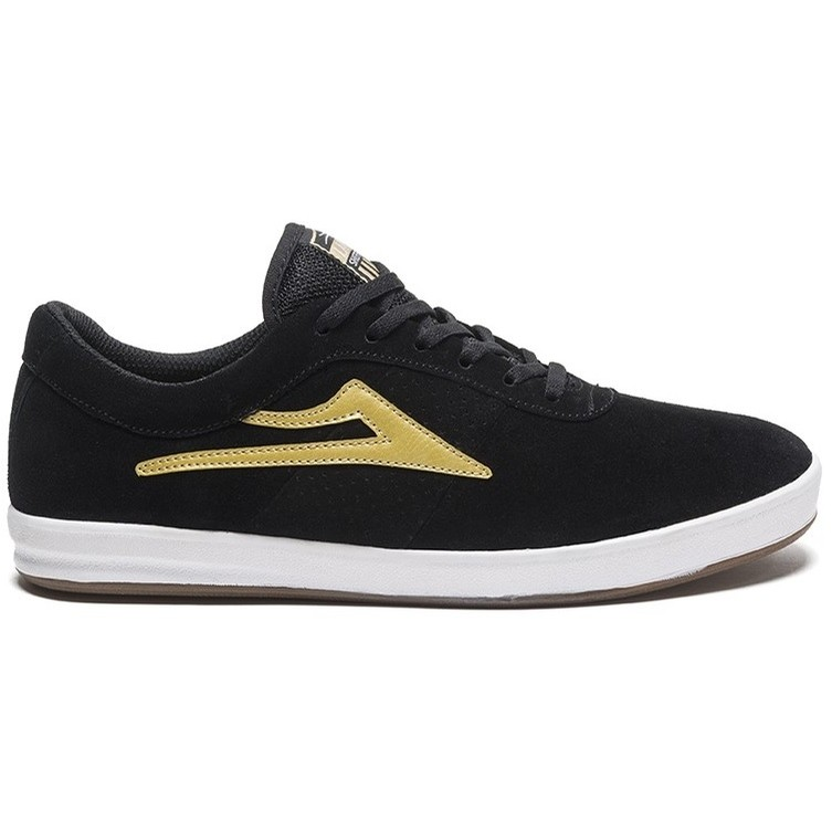 Sheffield XLK (Black/Gold Suede)