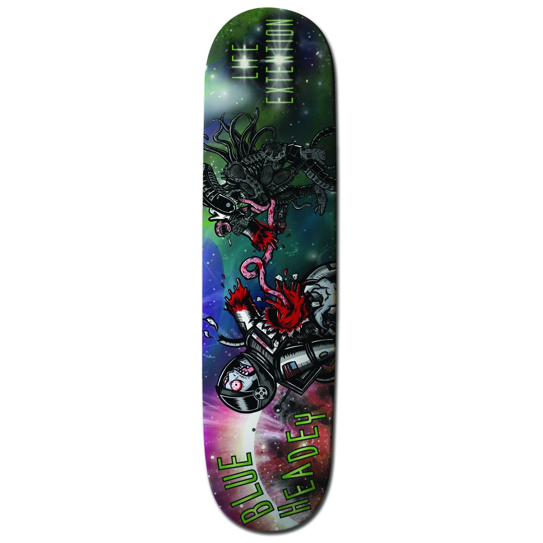 Headey Alien Deck (8.25)