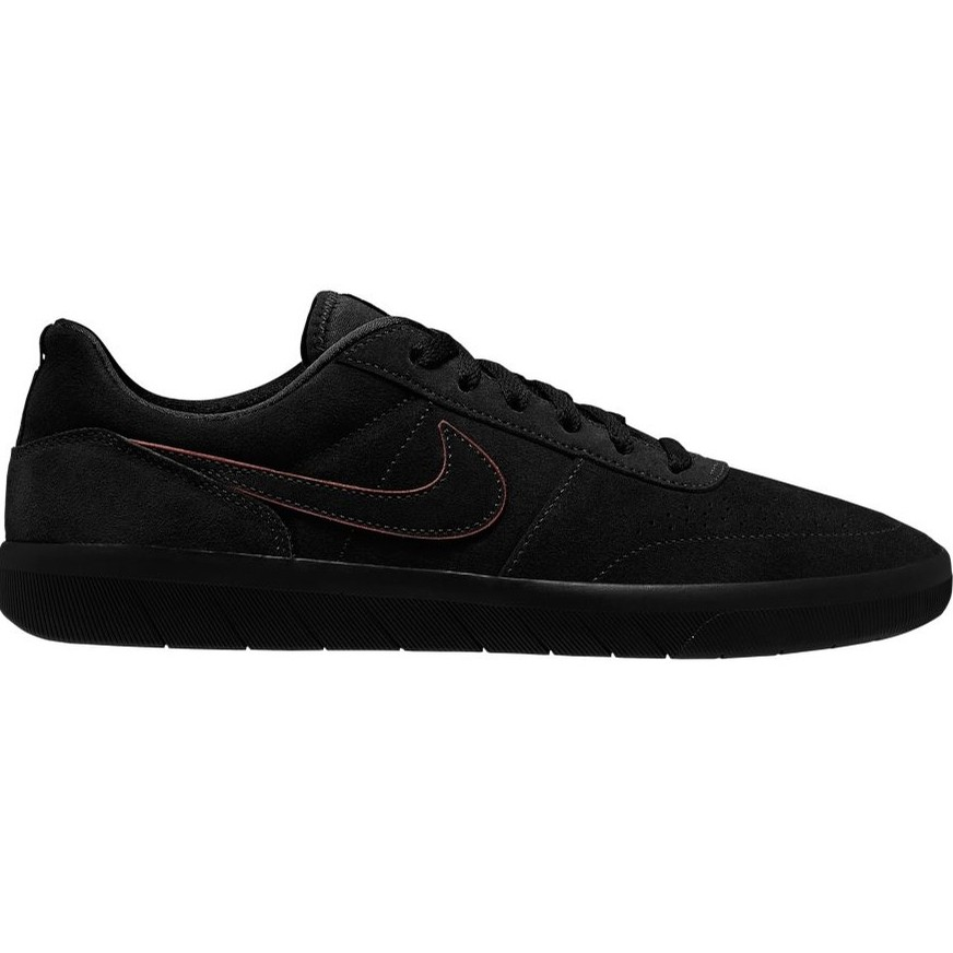 Nike SB Nike SB Team Classic Premium (Black/Black-University Red-Pacific Blue)