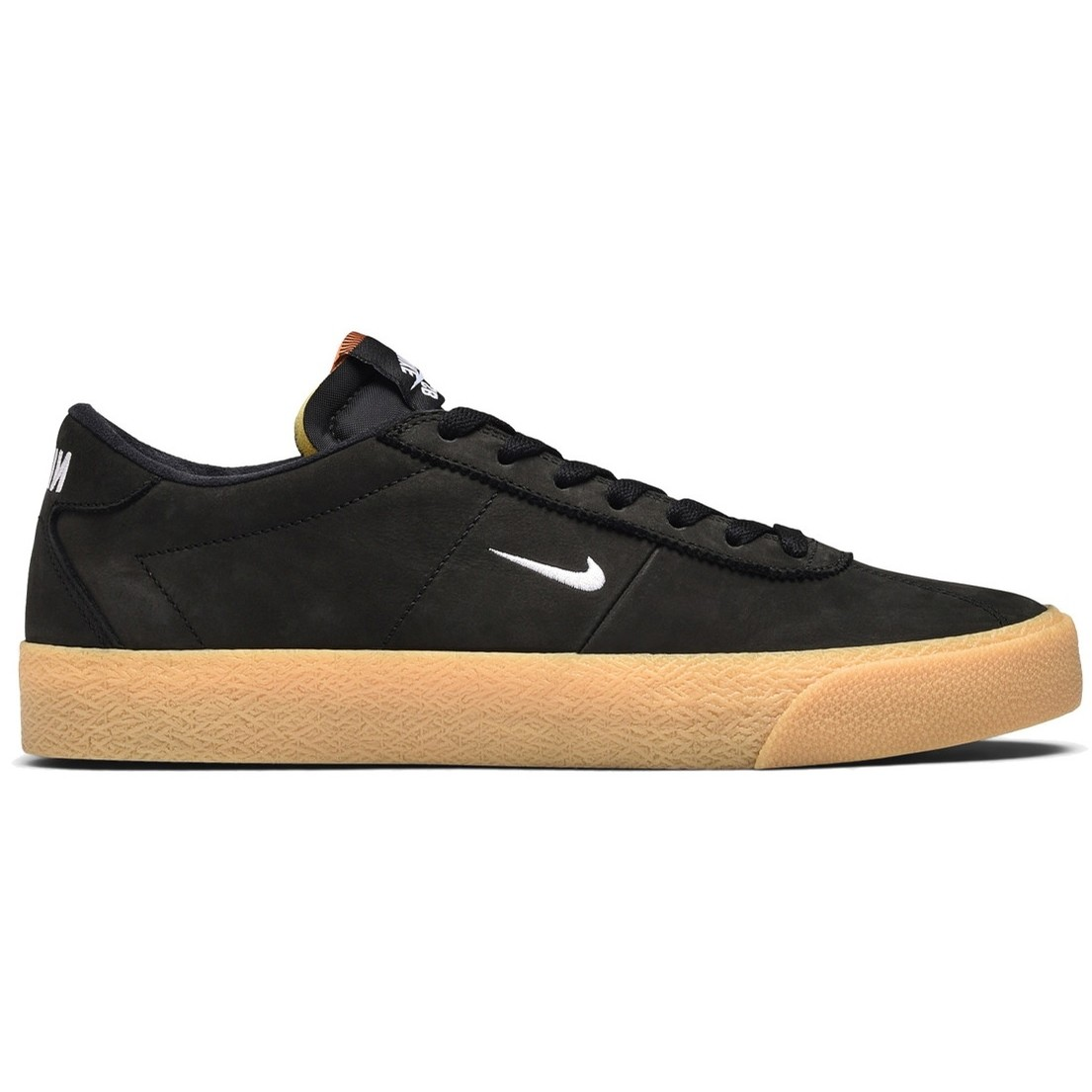 Nike SB Zoom Bruin ISO (Black/White-Safety Orange)
