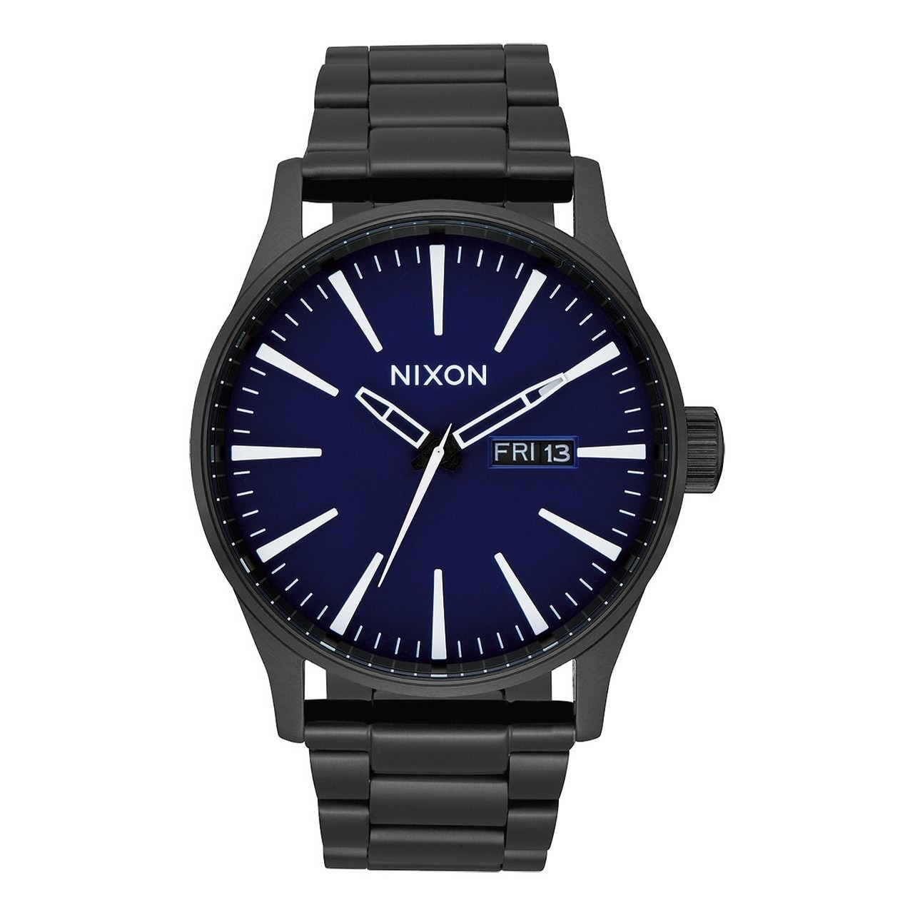 Sentry SS (All Black/Dark Blue)