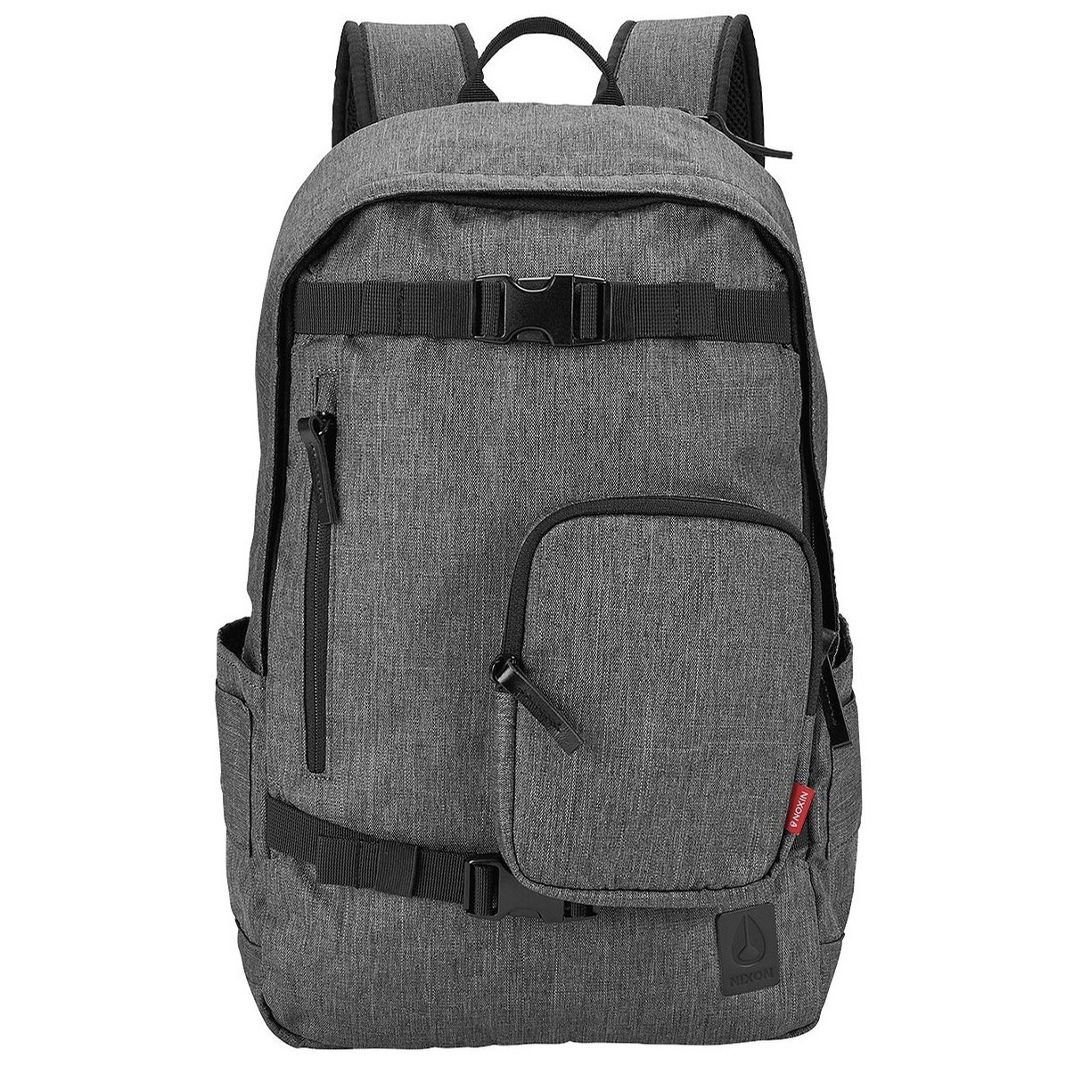 4c7786cfb45 Smith Backpack (Charcoal Heather)