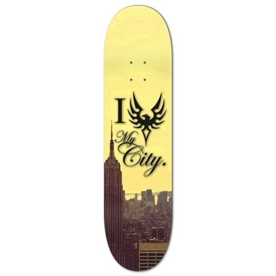 Love My City Mini Deck