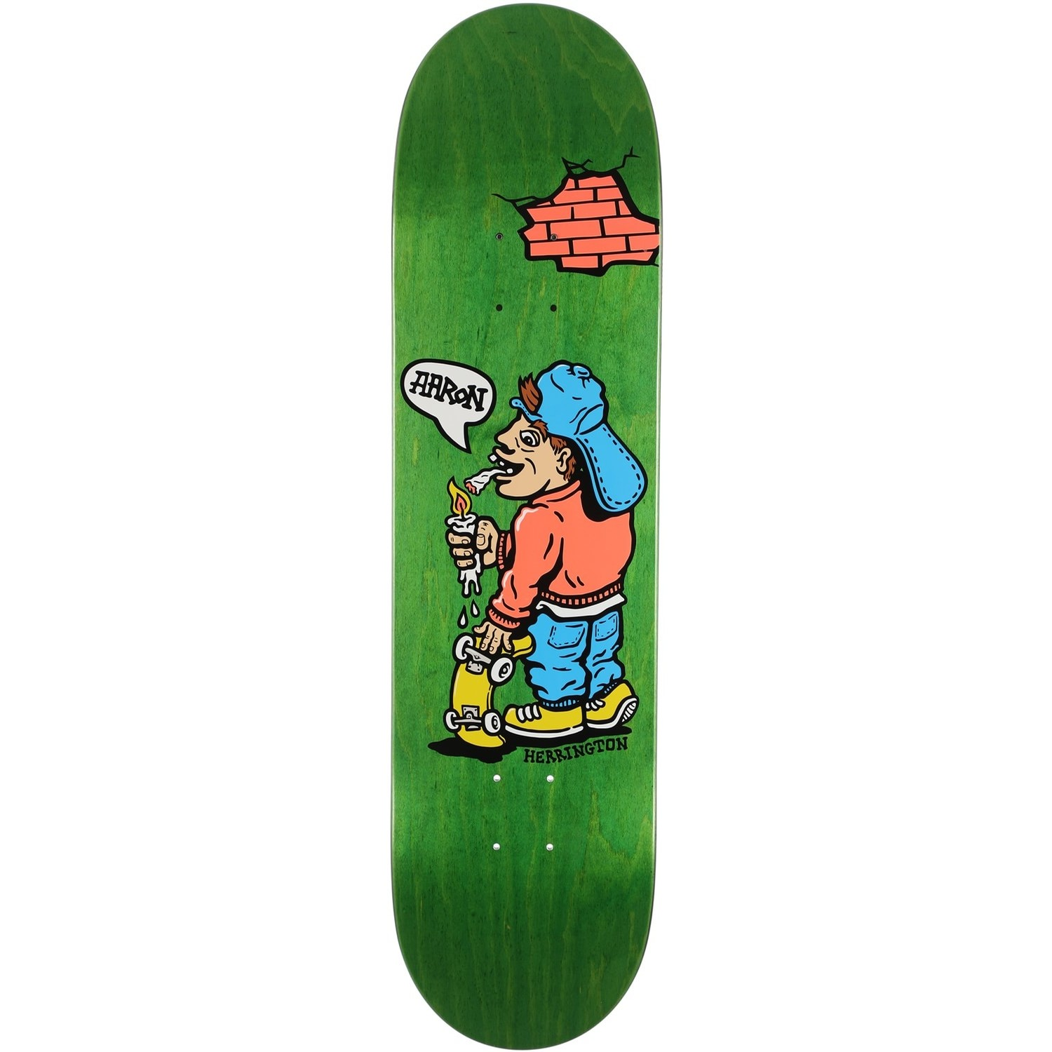 Herrington Cake J Deck (8.625)