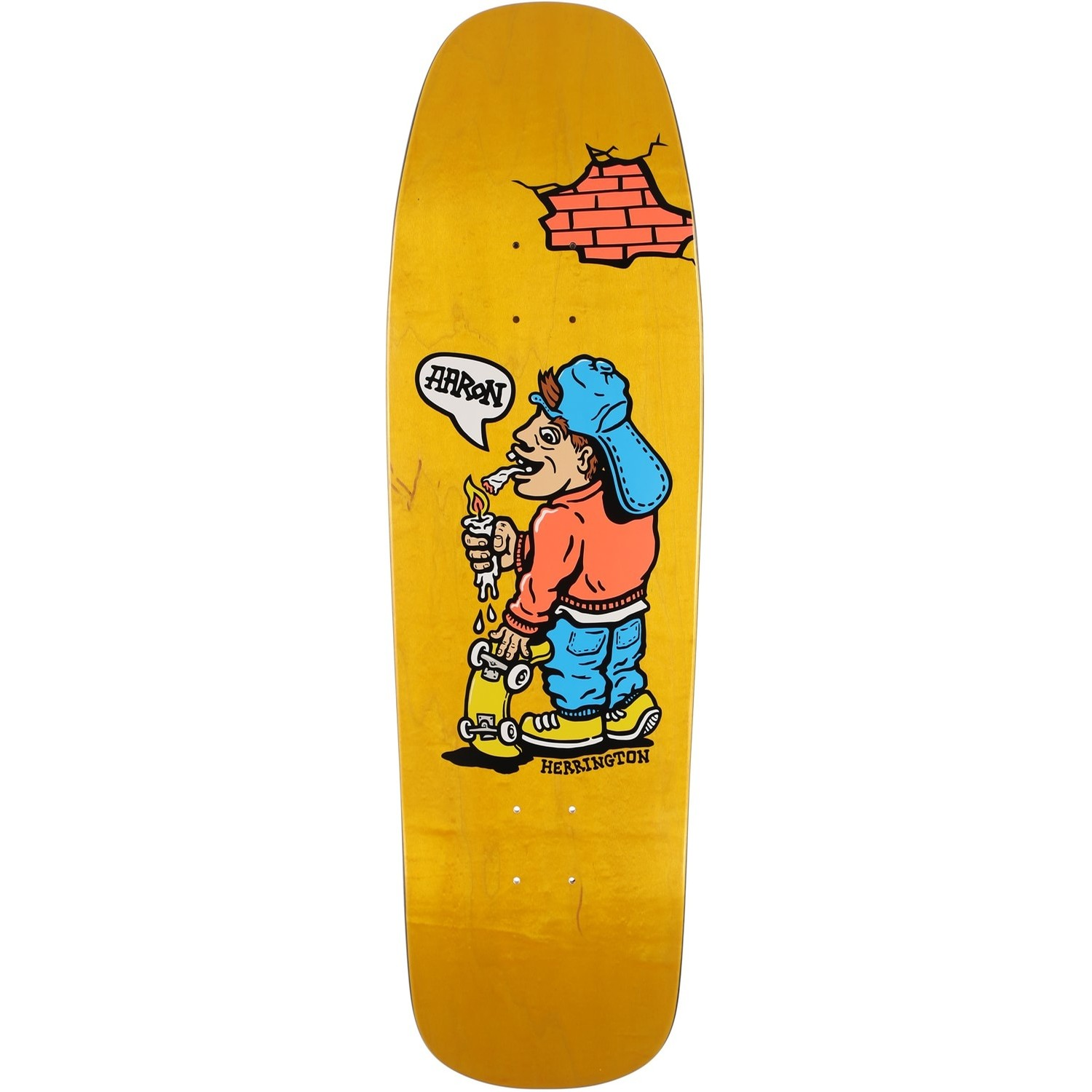 Herrington Cake J Deck (9.25)