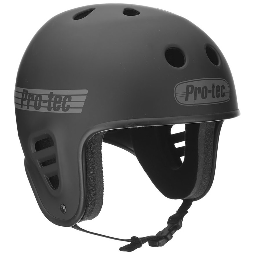 Full Cut Skate Helmet (Matte Black)