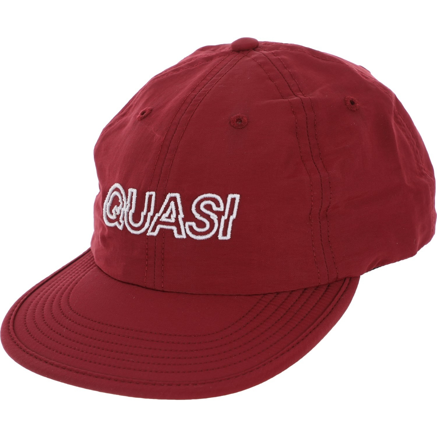 Base 6-Panel Hat (Wine)