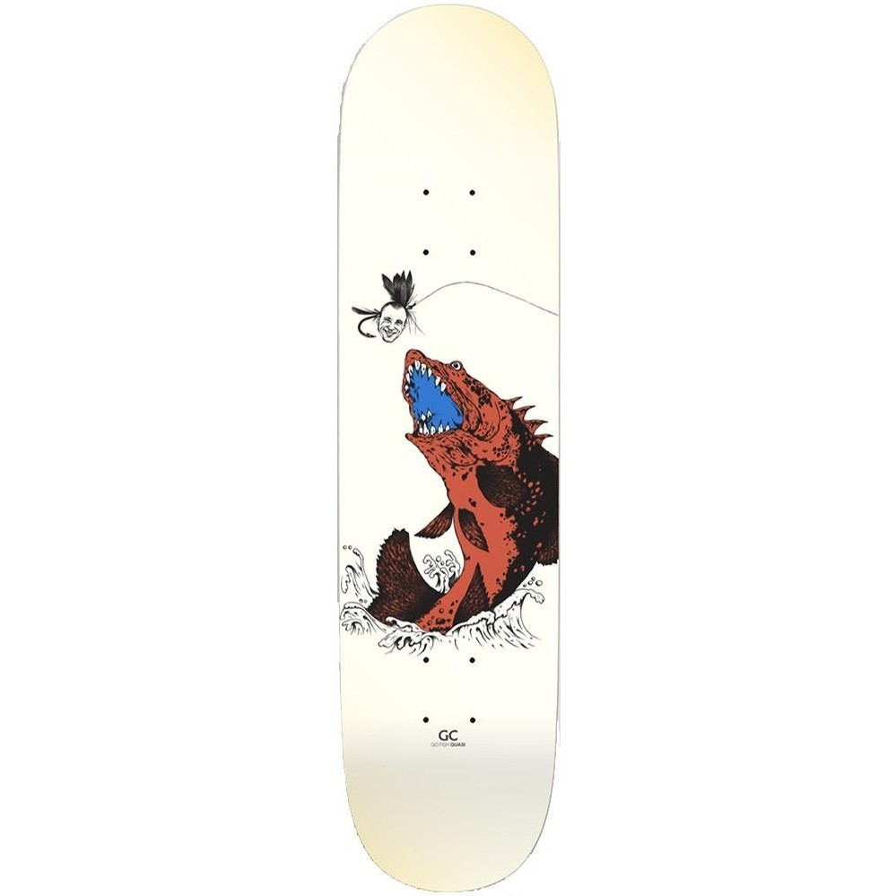 Crockett Go Fish Deck (8.375)