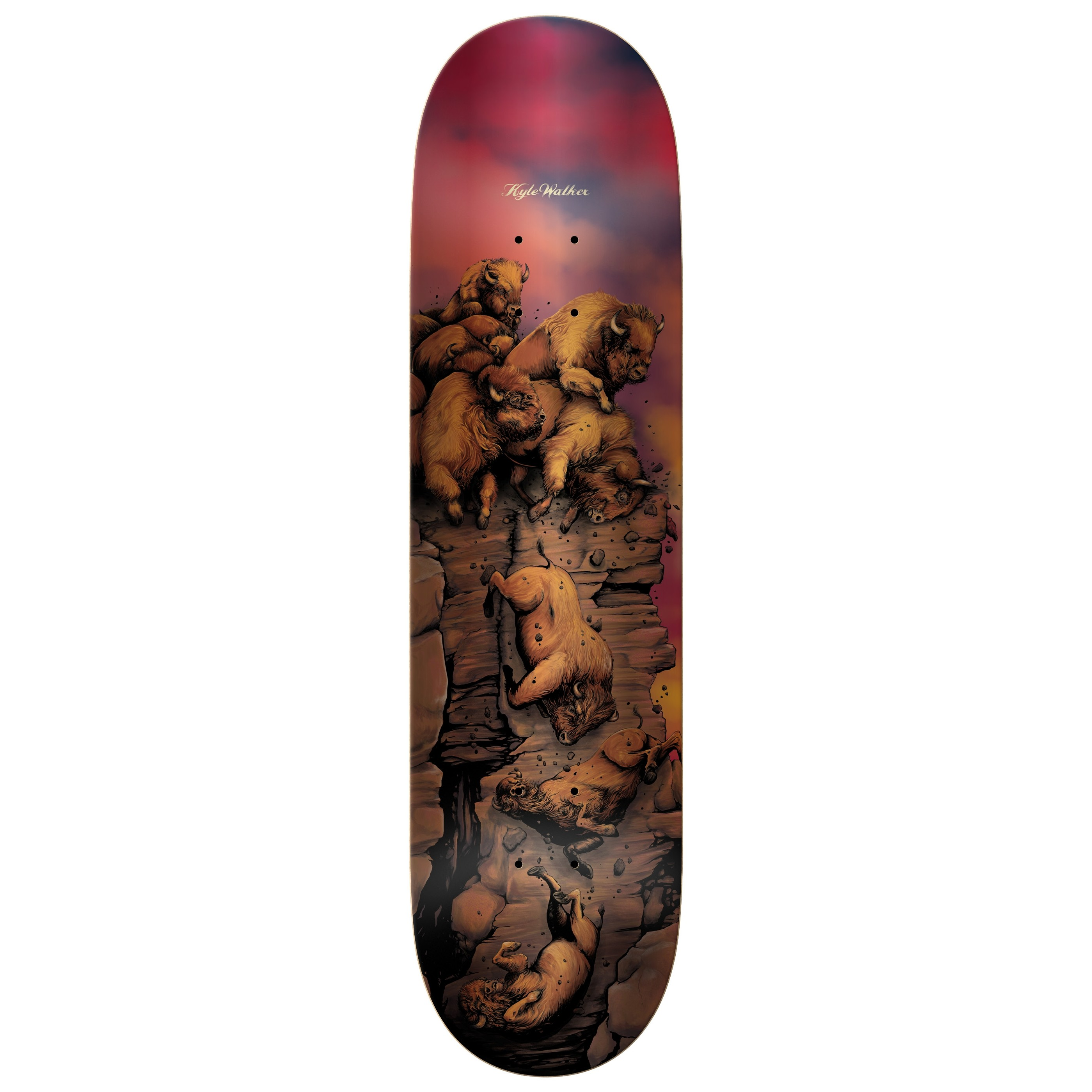 Walker Great Heights Slick Deck (8.38)