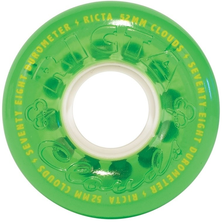 Crystal Clouds Wheels (Green)