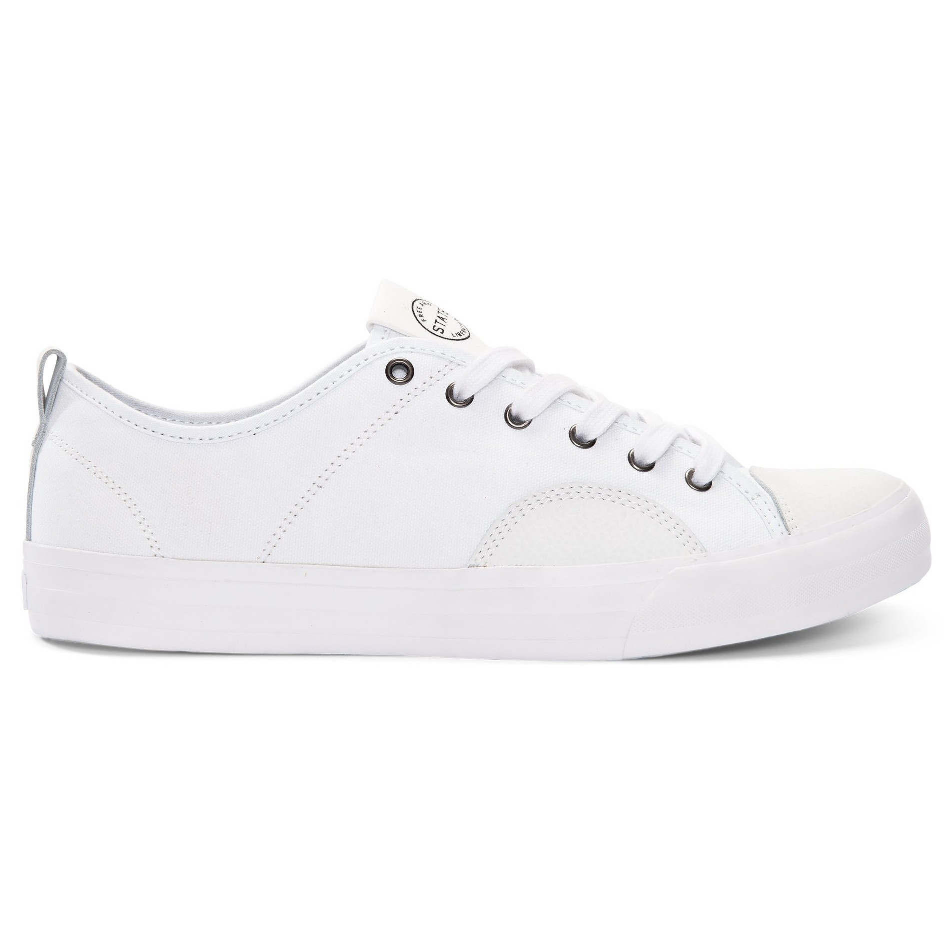 Harlem (White/White Canvas)