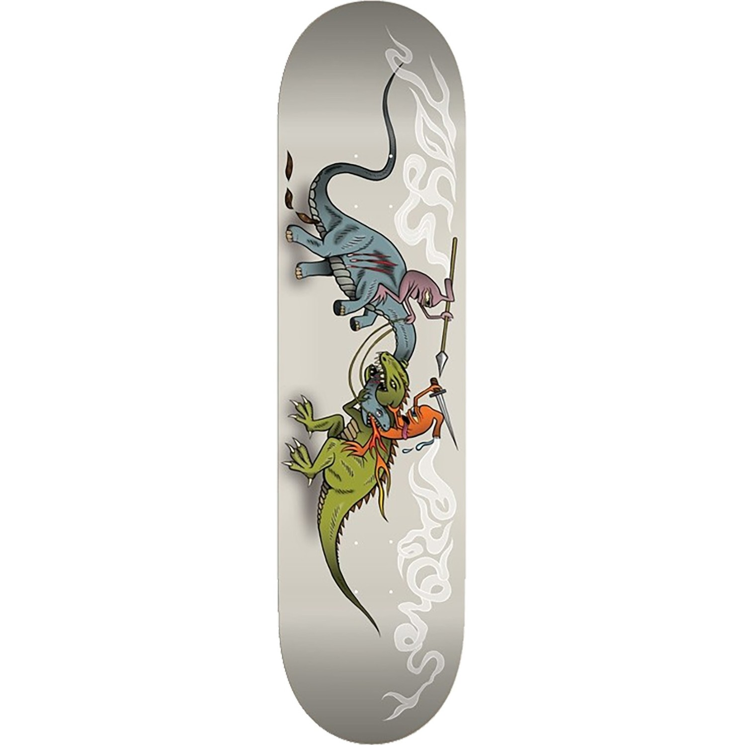 Provost Dino Fight Deck (8.5)