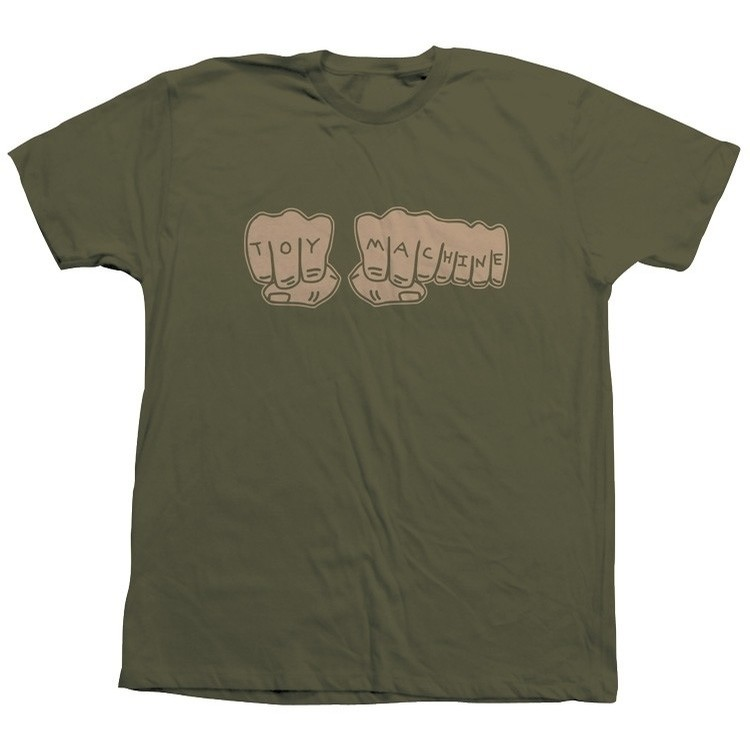 Fists Tee (Military)