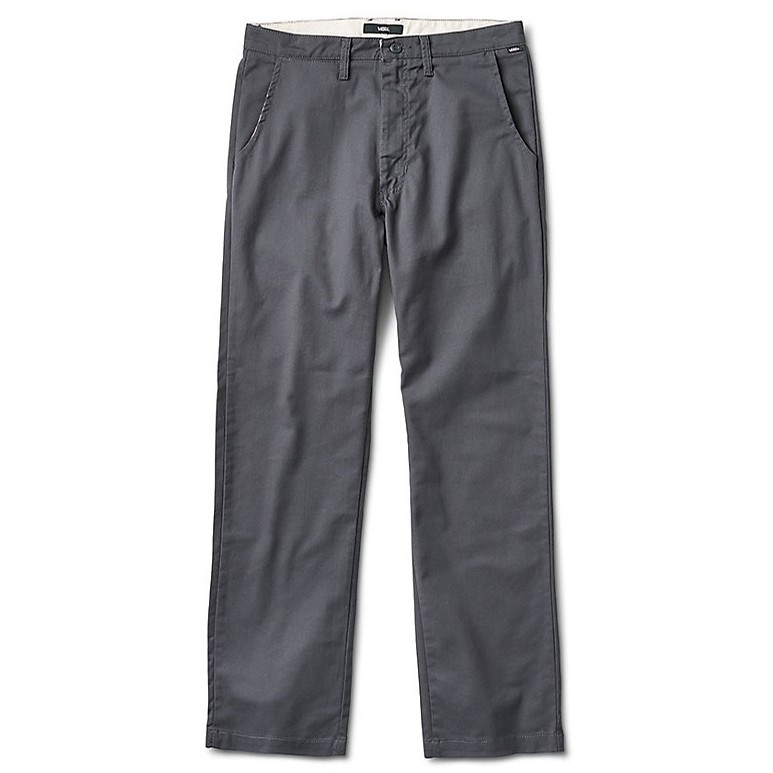 Authentic Chino Pro Pant (Asphalt)