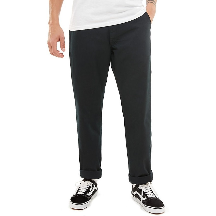 Authentic Chino Pro Pant (Black)