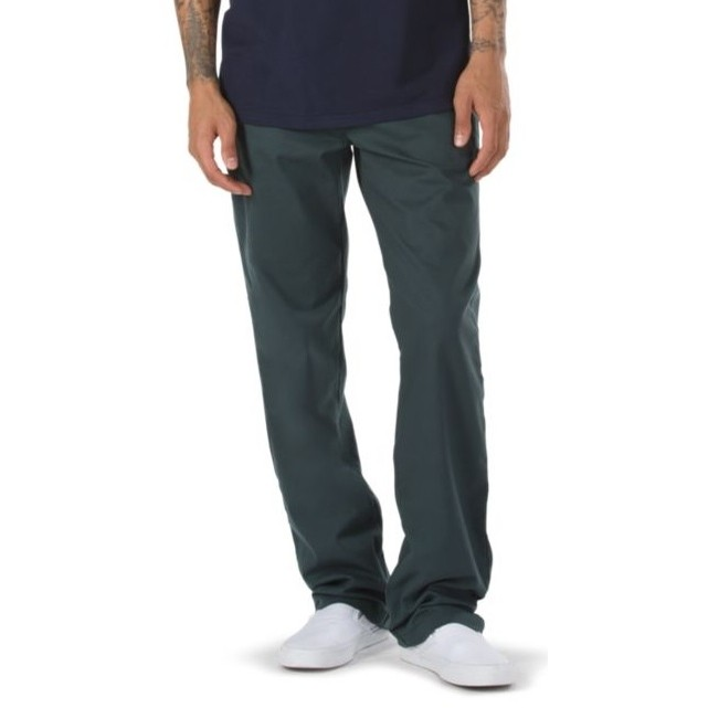 Authentic Chino Pro Pant (Darkest Spruce)