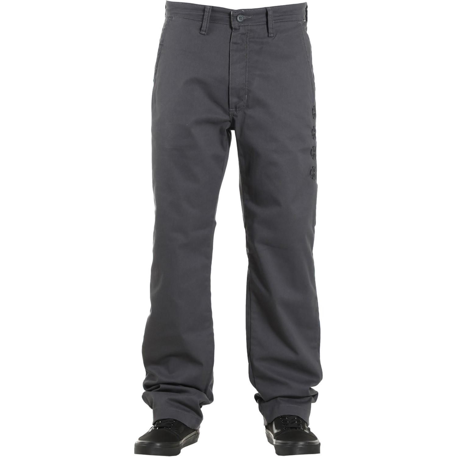 Authentic Chino Pro Pant (Independent) Asphalt