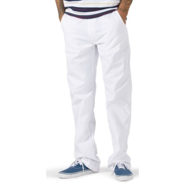 Authenitc Chino Pro Pant (White/Baker)