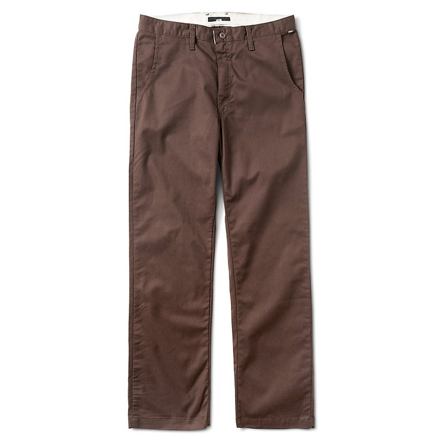 Authentic Chino Stretch Pant (Demitasse)