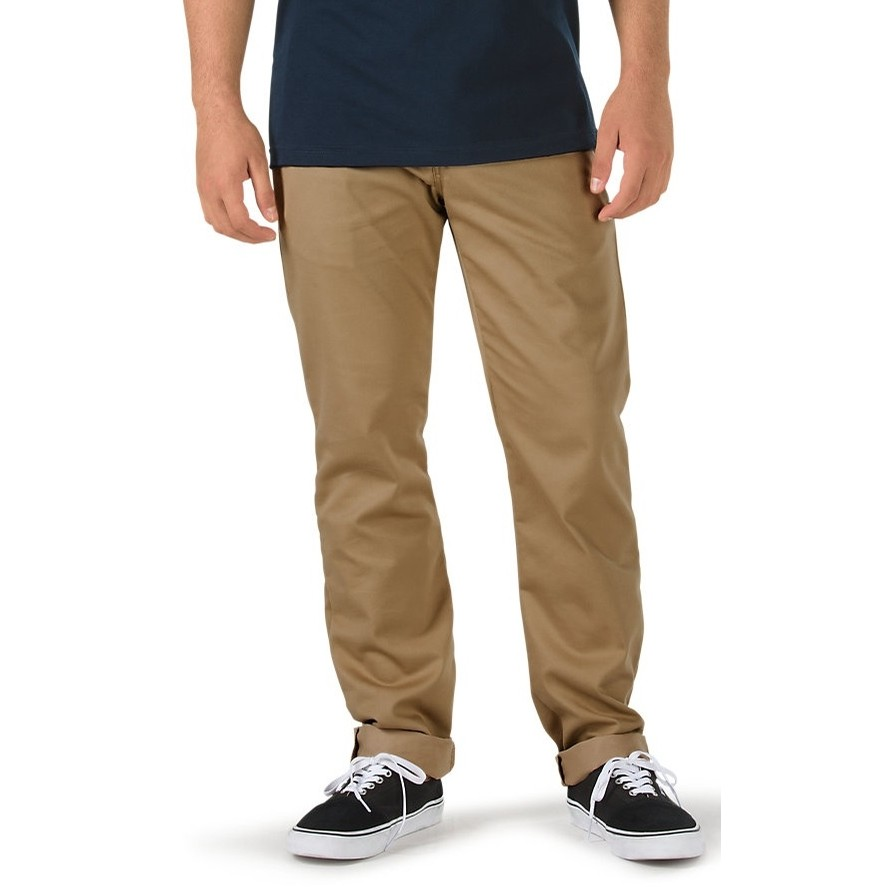 Authentic Chino Stretch Pant (Dirt)