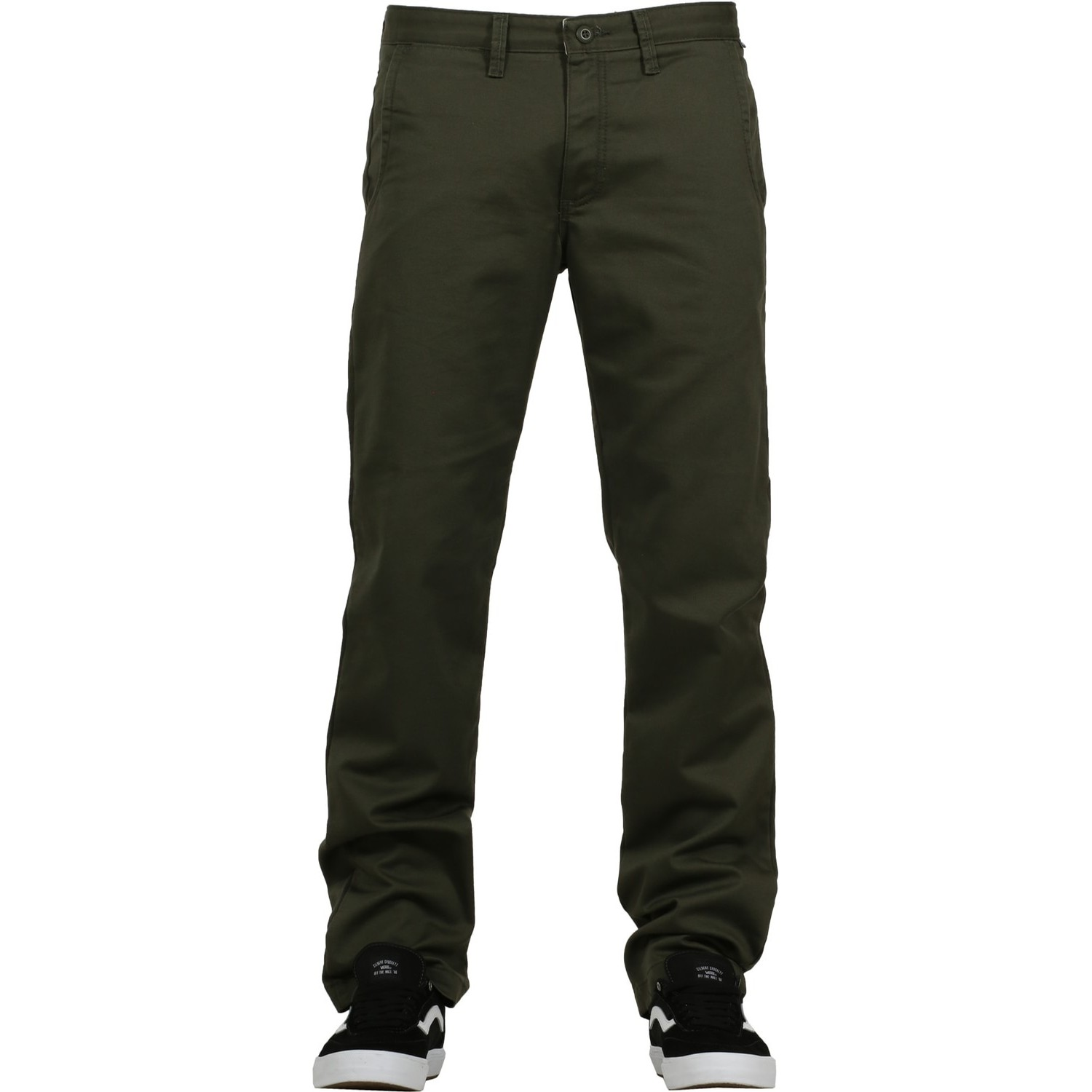 Authentic Chino Stretch Pant (Grape Leaf)