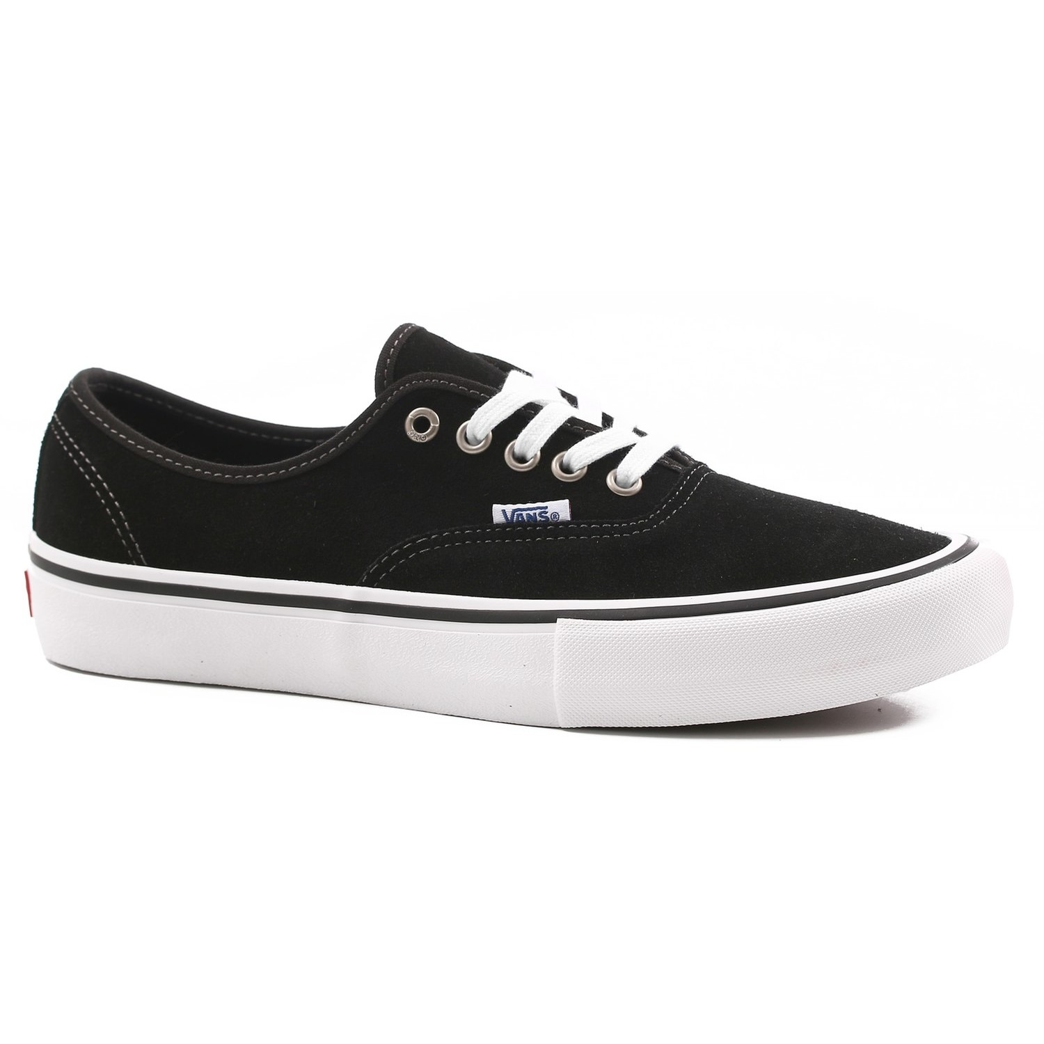 Authentic Pro (Suede) Black