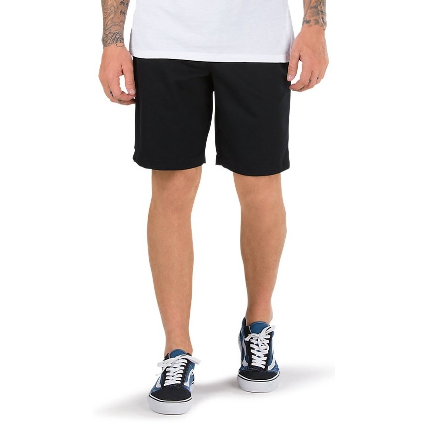 Authentic Stretch Short (Black)