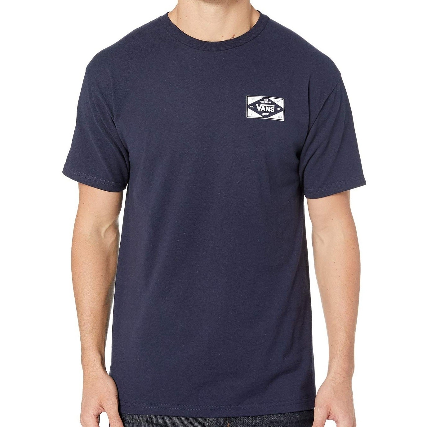 Best In Class S/S Tee (Navy/White)