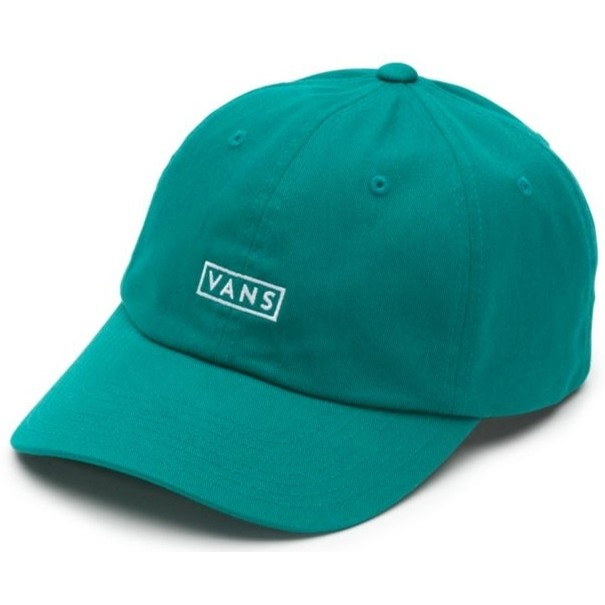 Vans Curved Bill Jockey Hat (Quetzal)